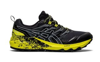 Asics GEL-TRABUCO TERRA BLACK YELLOW