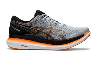 Asics GLIDERIDE 2 GREY BLACK