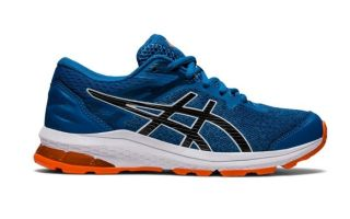 Asics GT-1000 10 GS BLUE BLACK JUNIOR