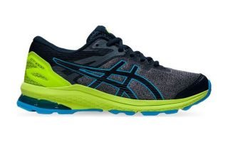 Asics GT-1000 10 GS BLUE LIME BOY