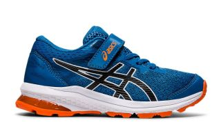 Asics GT-1000 10 PS BLUE BLACK JUNIOR