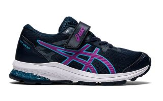 Asics GT 1000 10 PS BLUE PURPLE JUNIOR