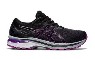 Asics GT-2000 9 GTX BLACK PURPLE WOMEN