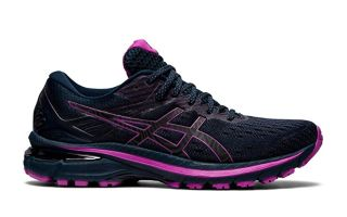 Asics GT-2000 9 LITE-SHOW NEGRO FUCSIA MUJER 1012B004 400