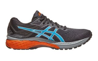 Asics GT-2000 9 TRAIL BLACK BLUE