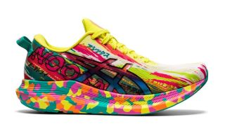 Asics NOOSA TRI 13 PINK YELLOW WOMEN 1012B010 700