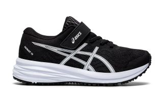 Asics PATRIOT 12 PS NEGRO BLANCO NI�O 1014A138 001