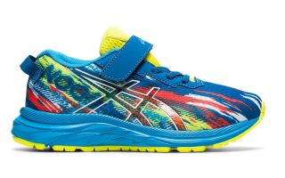 Asics PRE NOOSA TRI 13 PS BLUE YELLOW JUNIOR