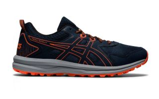 Asics TRAIL SCOUT BLUE ORANGE