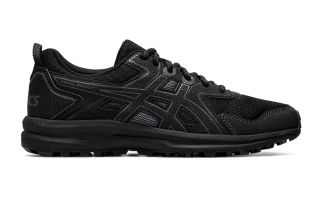 Asics TRAIL SCOUT NEGRO GRIS MUJER 1012A566 001