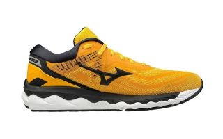 Mizuno WAVE SKY 4 GIALLO NERO J1GC200216