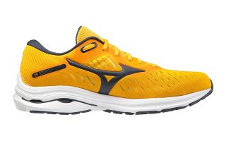 <center><b>Mizuno</b><br > <em>WAVE RIDER 24 YELLOW BLACK</em>