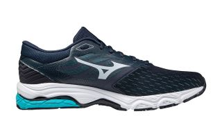 <center><b>Mizuno</b><br > <em>WAVE PRODIGY 3 NAVY BLUE</em>