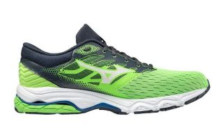 <center><b>Mizuno</b><br > <em>WAVE PRODIGY 3 GREEN WHITE</em>
