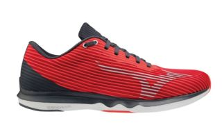 Mizuno WAVE SHADOW 4 ROSSO BLU NAVY