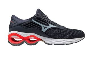 Mizuno WAVE CREATION 22 GRIS AZUL J1GC210120