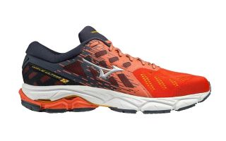 Mizuno WAVE 12 ORANGE ARGENT J1GC211805