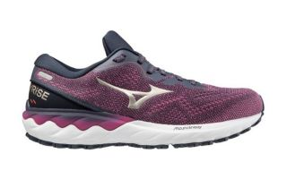 Mizuno WAVE SKYRISE 2 ROSA GOLD MUJER J1GD210942