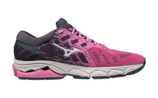 Mizuno WAVE ULTIMA 12 ROSA WEISS DAMEN J1GD211804