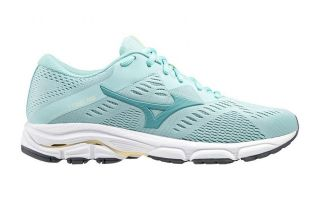 Mizuno WAVE EQUATE 5 T�RKISBLAU DAMEN J1GD214831