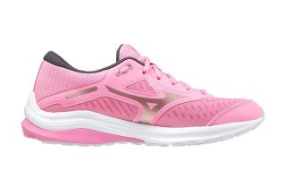 Mizuno WAVE RIDER 24 ROSA WEISS JUNIOR K1GC203342