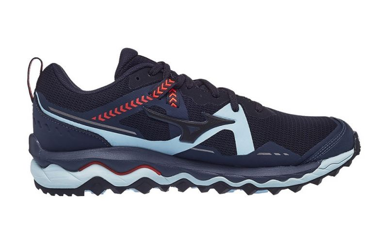 Wave Mujin 7 Azul Negro J1gj207009