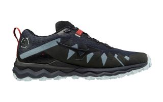Mizuno WAVE DAICHI 6 BLUE BLACK WOMEN