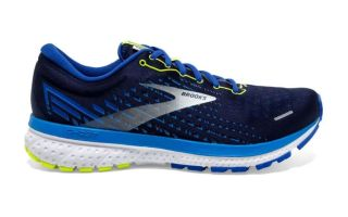 Brooks GHOST 13 AZUL �NDIGO BLANCO 1103481D474