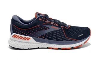 Brooks ADRENALINE GTS 21 BLEU ROUGE 1103491D452