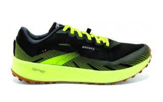 Brooks CATAMOUNT NEGRO VERDE 1103521D013