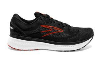 Brooks GLYCERIN 19 BLACK RED