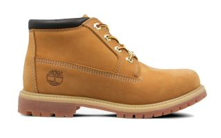 Timberland BOOTS NELLIE CHUKKA WP YELLOW WOMEN