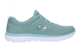 Skechers SUMMITS - QUICK LAPSE AZUL MUJER 12985SAGE