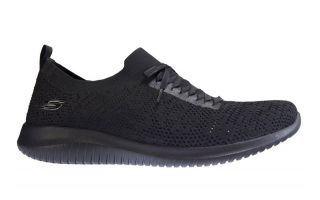 Skechers ULTRA FLEX - WINDY SKY NEGRO MUJER 149033BBK