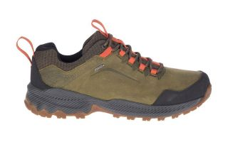 Merrell FORESTBOUND WP OLIVE GREEN