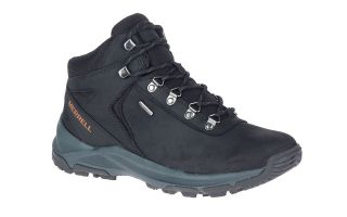 Merrell ERIE MID LTR WP BLACK
