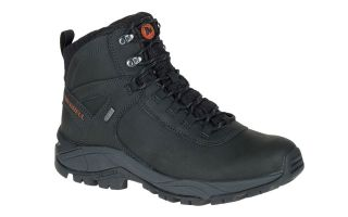 Merrell VEGO MID LEATHER WP BLACK