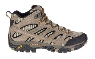 Merrell MOAB 2 LEATHER MID GTX MARRONE J598233 210