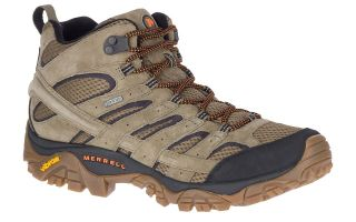 Merrell MOAB 2 LEATHER MID GTX OLIVA J589953 310