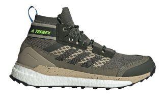 adidas TERREX FREE HIKER GREEN BLACK