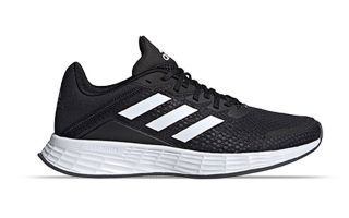adidas DURAMO SL BLACK WHITE WOMEN