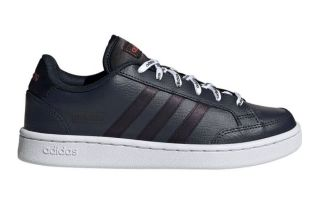 adidas GRAND COURT SE NAVY BLUE BLACK WOMEN