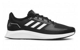 adidas RUNFALCON 2.0 BLACK WHITE