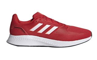 adidas RUNFALCON 2.0 RED WHITE