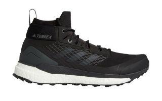 adidas TERREX FREE HIKER GTX BLACK GREY