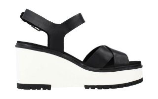 Timberland KORALYN CROSS STRAP BLACK WOMEN