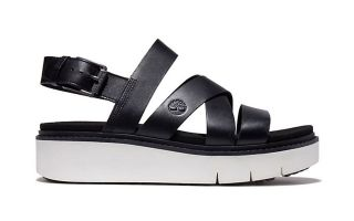 Timberland SANDALS SAFARI DAWN FRONT STRAP BLACK WOMEN