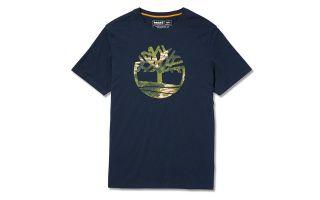 Timberland KENNEBEC RIVER BRAND TREE MARINEBLAU