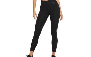 Nike LEGGINGS EPIC FASTER BLACK FOR WOMEN