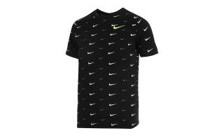 NIKE SPORTSWEAR T-SHIRT BLACK FOR BOYS